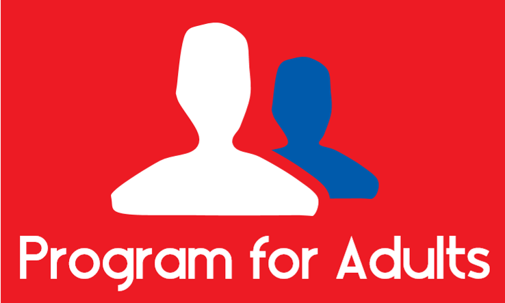 Program for Adults
